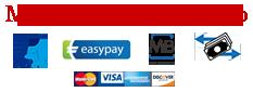 Metodos de pagamento