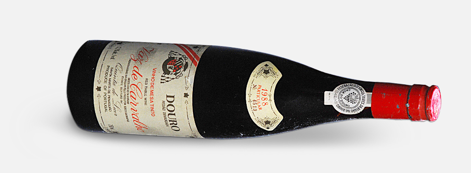 1988 - A Primeira Produção de Vinho